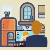 مقاله: چگونه از راه دور کارمندان را پرانگیزه و علاقهمند کنید